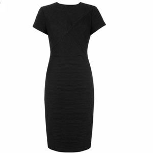 Ted Baker NEDELI texture dress
